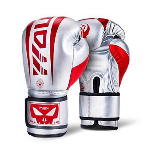 XYXZ Guantes De Boxeo MMA Boxing Gloves MMA Punch Bag Traini