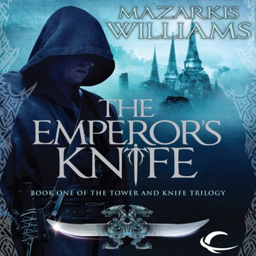 The Emperor's Knife audiobook cover art