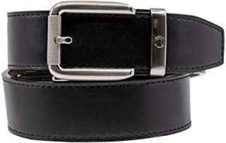 2019 Rogue Leather Dress Belt Series for Men with Adjustable Ratchet Buckle - Nexbelt Ratchet System Technology