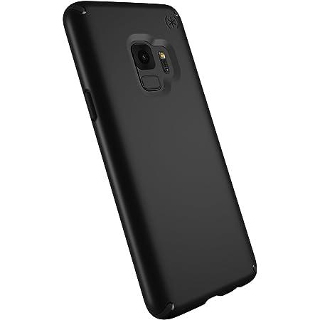 Speck Presidio Samsung Galaxy S9 Case, Black/Black