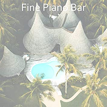 Simplistic Jazz Piano - Ambiance for Classy Hotels