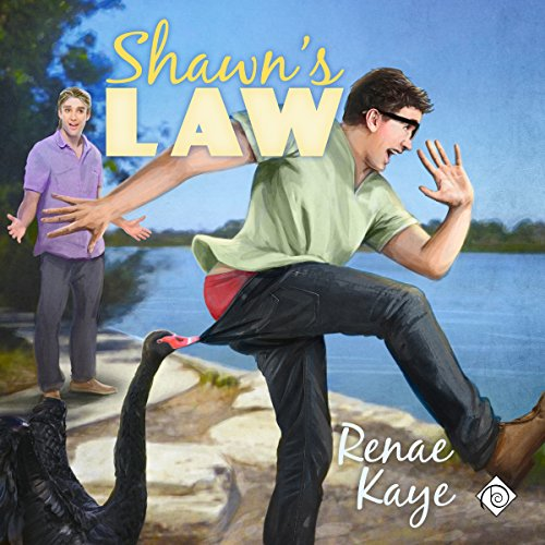Shawn's Law audiobook cover art