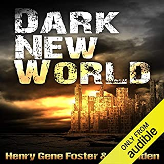 Dark New World, Book 1 cover art