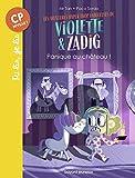 Les aventures hyper trop fabuleuses de Violette et Zadig, Tome 03 - Panique au chateau !