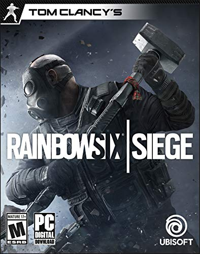Tom Clancy's Rainbow Six Siege [Online Game Code]
