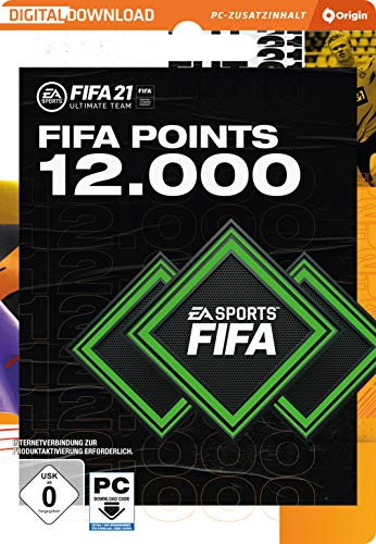 FIFA 21 Ultimate Team 12000 FIFA Points | PC Code - Origin