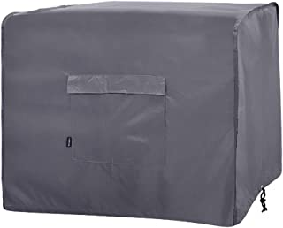 BougeRV Generator Storage Cover for Champion 4800W-11500W Champion Power Equipment 420D Polyester Fabric Weather-Resistant Outdoor