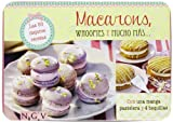 Macarons, Whoopies Y Mucho Más... Las Mejores Recetas (Caja Metálica)