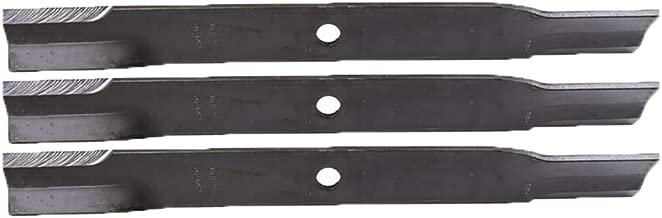 John Deere Original Equipment 3 Mower Blades #M141786(3)