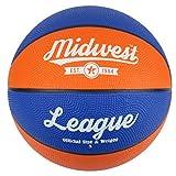 Midwest pour Enfant de Ligue de Basket-Ball 3 Bleu/Orange