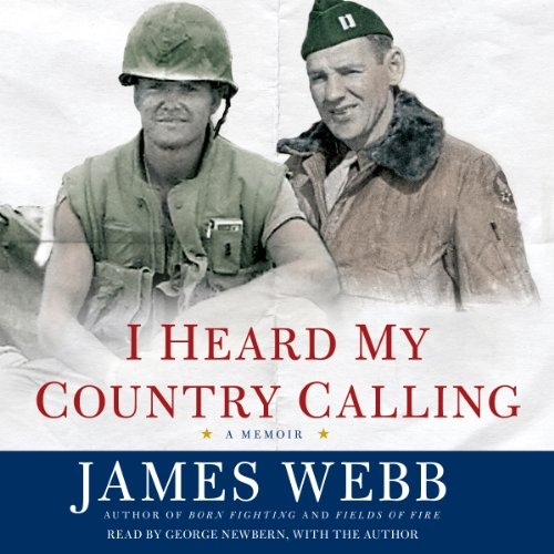 I Heard My Country Calling audiobook cover art