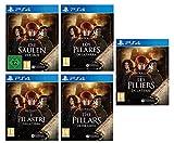 Ken Follett's The Pillars of the Earth - Playstation 4