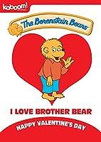Berenstain Bears - I Love Brother Bear / [DVD]