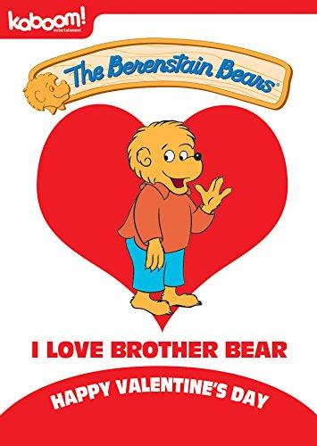 Berenstain Bears - I Love Brother Bear