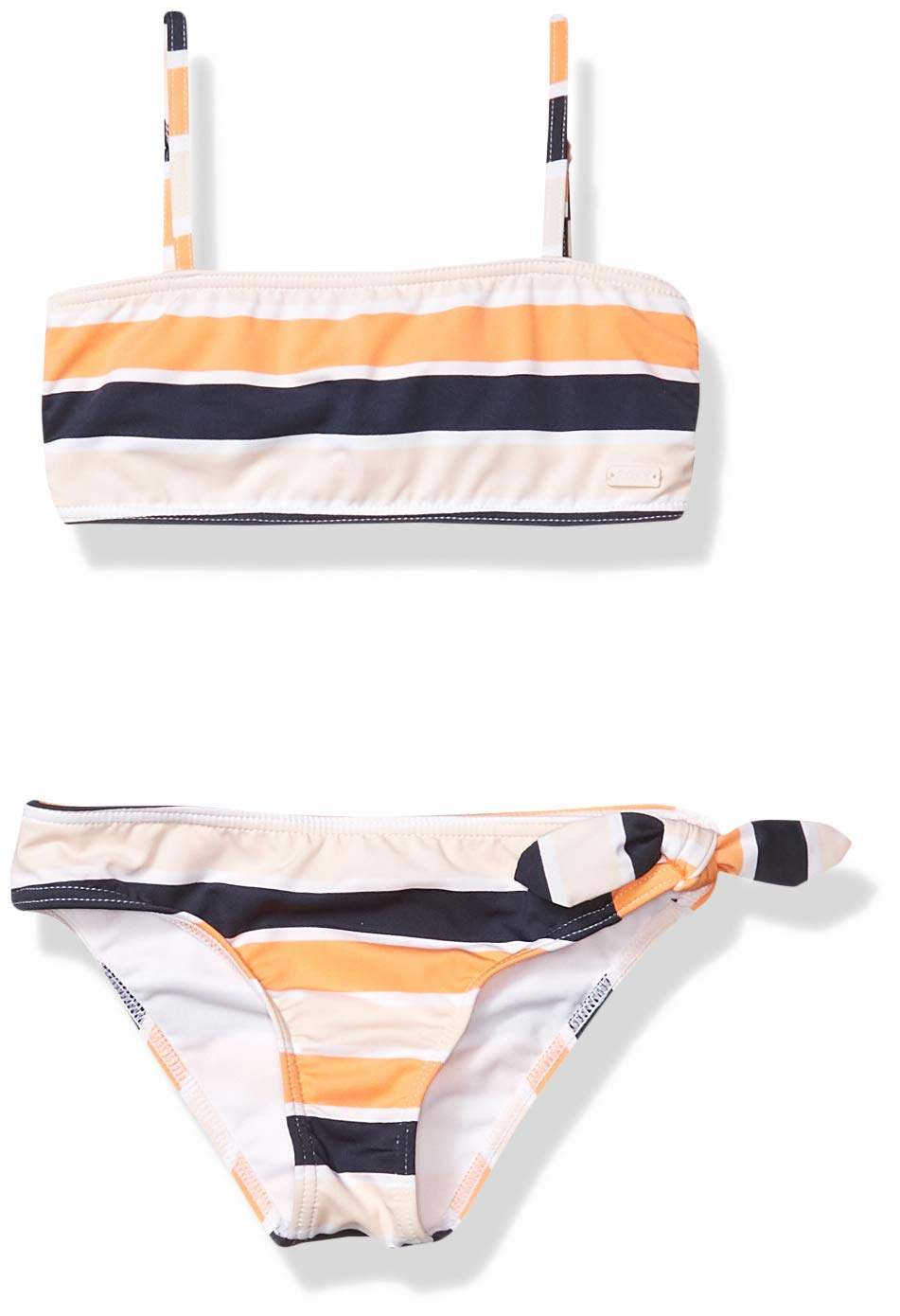 Roxy Girls Made Bandeau Swimsuit Set