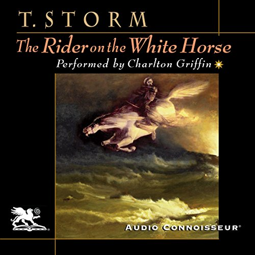 The Rider on the White Horse audiobook cover art