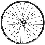 SHIMANO RUEDAS Rueda del. XT M8100 29' 15/110MM Ciclismo, Adultos Unisex, Negro (Negro)