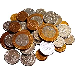 chocolate coins loose change money mix (36 coins supplied) Chocolate Coins Loose Change Money Mix (36 Coins Supplied) 51n 9JX4brL