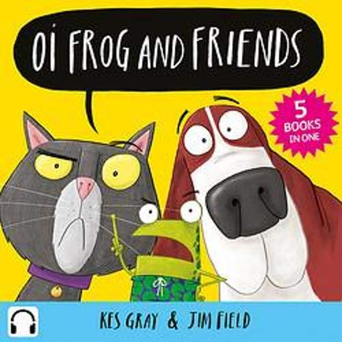 Couverture de Oi Frog and Friends Collection