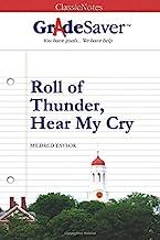 GradeSaver(tm) ClassicNotes Roll of Thunder, Hear My Cry