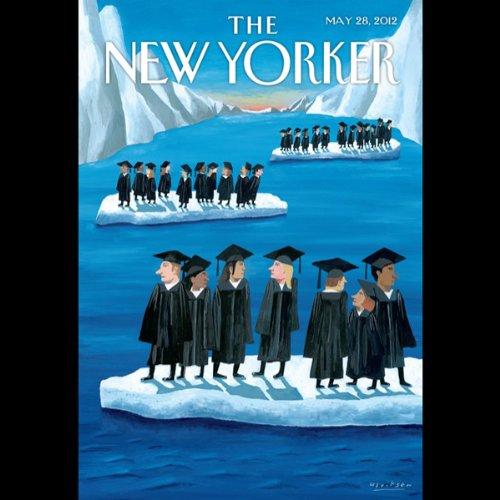 The New Yorker, May 28th 2012 (Kelefa Sanneh, Charlayne Hunter-Gault, Arthur Krystal) cover art