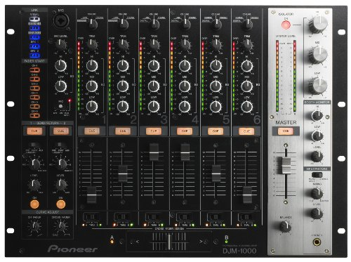 Pioneer DJM-1000 6-Kanal Performance Mixer