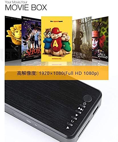 『多功能便携式媒体播放器 HDMI / VGA 输出 OTG USB / / SD / AV / 电视 / Avi 格式 / RMVB 全高清支持1080P 高清画质播放多种输出』の5枚目の画像