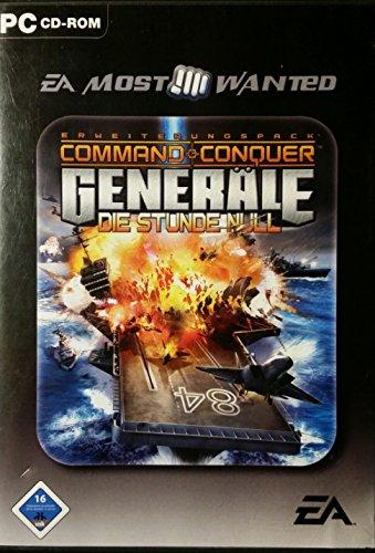 COMMAND & CONQUER GENERÄLE (EA Games USK16)