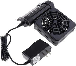 FLAMEER Mini Ventilador De Enfriamiento De Agua para Pecera Tanque De Peces