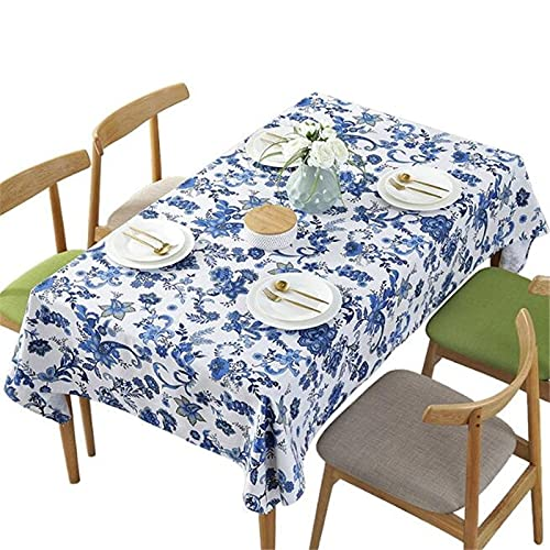 XXDD Mantel de Mesa de Comedor Paños de Escritorio Cubierta de Escritorio Rectangular para decoración de Mesa Manteles Mesa Rectangular A1 140x200cm