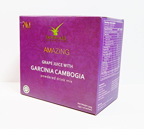 Amazing Grape Juice With Garcinia Cambogia Buy Online In