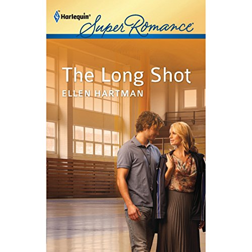 The Long Shot audiobook cover art