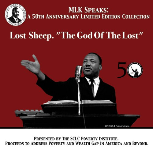Lost Sheep - The God of the Lost audiobook cover art