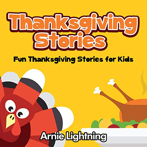 Thanksgiving Stories: Fun Thanksgiving Stories for Kids Titelbild