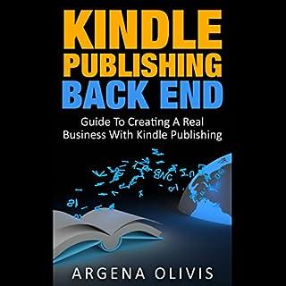 Kindle Publishing Back End audiobook cover art
