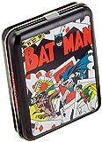 Caja metálica Versión Comic con baraja de Batman #11 - Cartamundi.