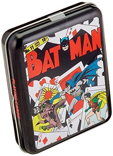 Caja metálica Versión Comic con baraja de Batman #11 - Cartamundi (108228928)