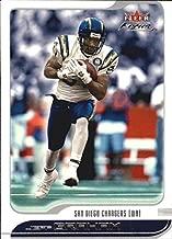 2001 Fleer Focus #4 Jeff Graham NFL Football Trading Card