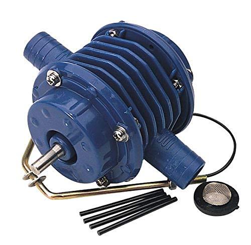Draper 33081 Drill Powered Pump, Blue