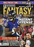 Best Fantasy Football Magazines - Beckett CBS Sports Fantasy Football Magazine 2020 Draft Review