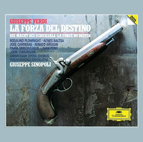 Philharmonia Orchestra & Giuseppe Sinopoli