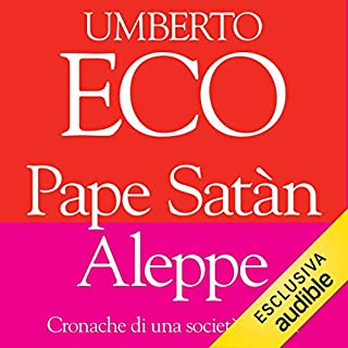 Pape Satán Aleppe copertina