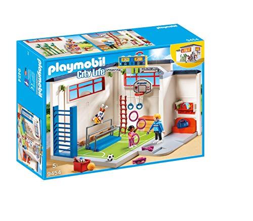 Playmobil City Life 9454 - Palestra con Attrezzi, dai 5 anni