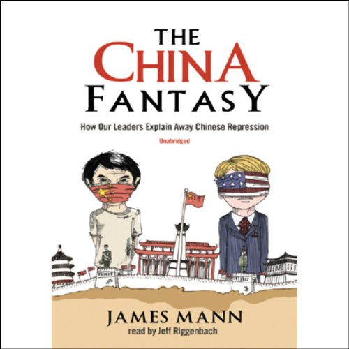 The China Fantasy audiobook cover art