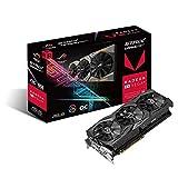 ASUS Radeon RX Vega 64 8GB Overclocked 2048-Bit HBM2 PCI Express 3.0...