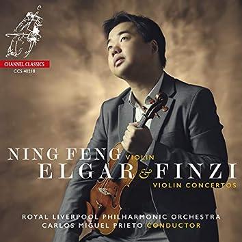 Elgar & Finzi Violin Concertos