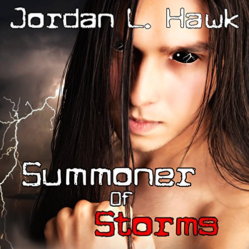 Summoner of Storms audiobook cover art