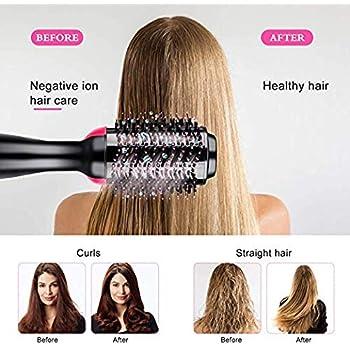 Aibesser Hair Dryer Brush One Step, Hot Air Brush for