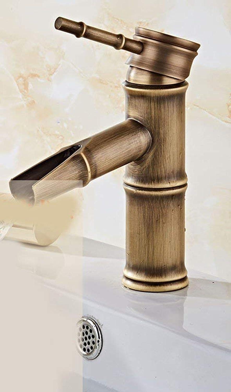 HhGold Waschbecken Europischen Stil Warmen und Kalten Waschbecken Wasserhahn
