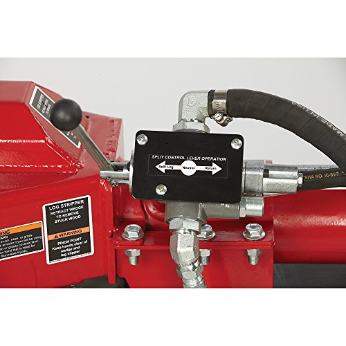 Product Image 9: NorthStar Horizontal/Vertical Log Splitter – 24-Ton, 160cc Honda GX160 Engine